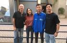 Thắng như 'chẻ tre', U18 HAGL JMG được gặp lại đàn anh Công Phượng tại Bỉ