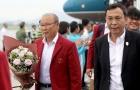 Báo Hàn Quốc đính chính thông tin việc VFF 'ép' HLV Park Hang-seo