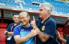 HLV Park Hang-seo lý giải việc HLV Hiddink bị sa thải không phải do thua U22 Việt Nam