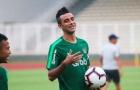 Indonesia sẽ dùng 'ngoại binh' Brazil tiếp đón ĐT Việt Nam