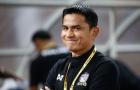 Kiatisuk: 'Thái Lan đang bị Việt Nam cạnh tranh khốc liệt, phải giành 1 điểm trước UAE'