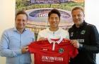 Về Arsenal được hai năm, sao châu Á lại tiếp tục 'du học'