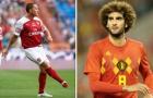 Huyền thoại Arsenal tin Fellaini là giải pháp cho đội bóng