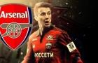 Tiếp đà hưng phấn, Arsenal chuẩn bị thâu tóm mục tiêu từ CSKA Moscow