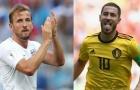Góc nhìn trận Anh - Bỉ: Chiến đấu để... thất bại?