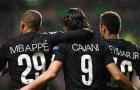 PSG vui chẳng nổi dù Mbappe - Cavani luân phiên tỏa sáng