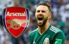 Arsenal nhắm sao World Cup phục vụ cho kế hoạch của Emery