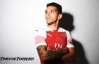 Có 'một Sergio Busquets' vừa cập bến Arsenal