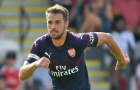 NÓNG: Arsenal chốt giá bán Aaron Ramsey
