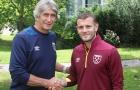 Hậu gia nhập West Ham, Wilshere cảm ơn Emery vì đã thành thật