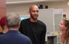 N'Zonzi kiểm tra y tế tại Roma, đập tan giấc mơ của Arsenal