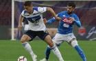 Cuộc đua top 4 ở Serie A căng thẳng sau trận thắng của Atalanta