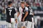 Điều trùng hợp thú vị ở các 'bộ 3' ghi bàn trong trận Juve - Napoli