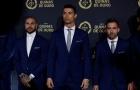 Chùm ảnh: Ronaldo rạng rỡ trong ngày được vinh danh tại quê nhà