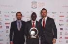 Sadio Mane được Liverpool vinh danh