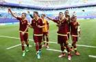 Bùng nổ trong hiệp hai, U20 Venezuela 'vỗ mặt' U20 Đức trận mở màn