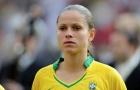 Erika Cristiano - Cầu thủ đa năng của đội tuyển nữ Brazil