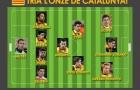 Nếu Catalunya độc lập, đội tuyển của họ vẫn rất mạnh?