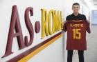 AS Roma ra mắt 'hung thần' của Man Utd