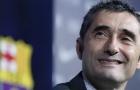 Valverde 'hồi sinh' lối chơi kiểm soát bóng tối đa cho Barca?