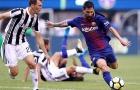 5 điểm nhấn Juve 1-2 Barca: Neymar chói sáng, nhưng Barca chỉ có một vị vua là Messi