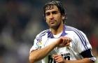 Raul và 10 cầu thủ cán mốc hơn 1000 trận trong sự nghiệp