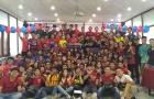 Fan Barca tề tựu trong ngày hội Barcamania Việt Nam tại Cần Thơ