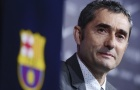 Valverde chưa hài lòng với đội hình của Barca