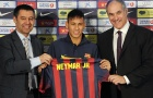 Neymar chỉ trích BLĐ Barca