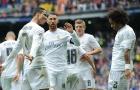 10 đội bóng xuất sắc nhất theo xếp hạng của UEFA
