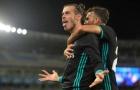 Gareth Bale nói gì sau khi lập siêu phẩm?
