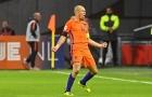 Hà Lan 2-0 Thụy Điển: Nỗ lực đáng khen ngợi