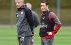 Dàn sao Arsenal trở lại chuẩn bị cho chuyến làm khách trước Watford