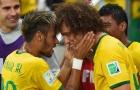 NÓNG: Neymar XÚI GIỤC David Luiz rời Stamford Bridge