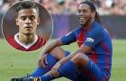 """Ronaldinho: """"Coutinho là sự lựa chọn hoàn hảo cho Barca"""""""