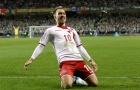 Eriksen lập hattrick, Đan Mạch vùi dập CH Ireland để giành vé đến Nga