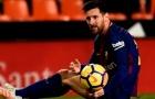 ĐHTB vòng 13 La Liga: Atletico thống trị; Messi được 'an ủi'