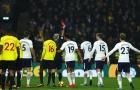 Davinson Sanchez nhận thẻ đỏ, Tottenham trận thứ 3 liên tiếp không biết mùi thắng