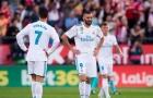 22h15 ngày 09/12, Real Madrid vs Sevilla: Kền kền trong cơn khủng hoảng