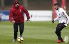 Gattuso xỏ giày vào sân 'chỉ dạy' cho các học trò