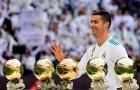 5 điểm nhấn Real 5-0 Sevilla: 5 Quả bóng Vàng và chiến thắng 5 sao