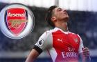 NÓNG: Tăng lương gấp đôi, Arsenal quyết giữ chân Ozil