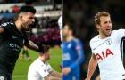 Đội hình kết hợp Man City - Tottenham: Song sát Harry Kane - Aguero