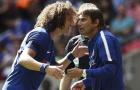 Conte nổi đóa trước thông tin 'dìm' David Luiz
