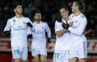 Gareth Bale lập công, Real vùi dập đối thủ 3 bàn không gỡ