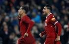Chấm điểm Liverpool: Điểm 9 cho 'tiền đạo phòng ngự'