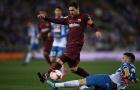 Messi sút hỏng phạt đền, Barca trả giá