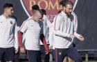 AS Roma trước lịch thi đấu đầy giông bão