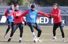 Tập luyện cật lực, Atletico đặt mục tiêu vô địch Europa League