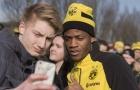 NHM Dortmund phát cuồng vì Batshuayi